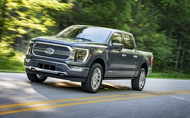 Khám phá những tiện nghi hữu ích của bán tải Ford F-150 2021