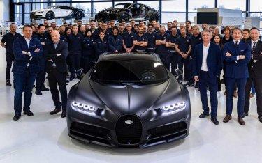 Chiếc Bugatti Chiron thứ 250 ra mắt, sẵn sàng trưng bày tại Geneva Motor Show 2020