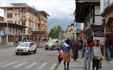 """5 điều """"cực lạ"""" về giao thông ở Bhutan"""