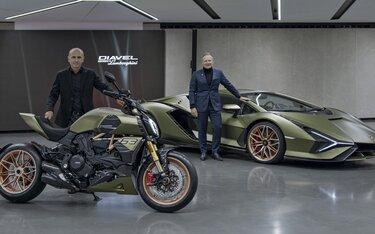 Ducati Diavel 1260 Lamborghini sắp về Việt Nam có giá bao nhiêu?