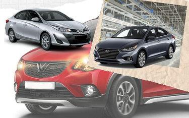 Top 10 xe lắp ráp trong nước 2020 – Lựa chọn của tôi